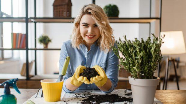 Con estos consejos podrás irte de casa sin preocuparte de tus plantas./Gtres