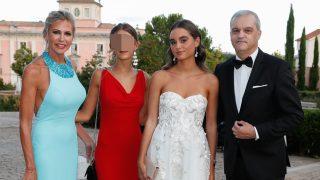 Ramón García y Patricia Cerezo junto a sus hijas / Gtres
