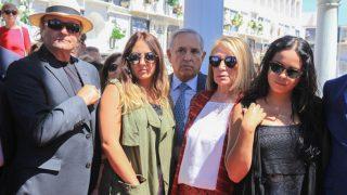 Amador Mohedano, Rocío Flores, José Antonio Rodríguez, Gloria Mohedano y Gloria Camila Ortega / Gtres