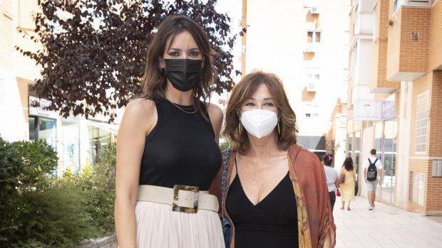 Patricia Pardo junto a Ana Rosa Quintana./Gtres