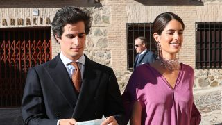 Sofía Palazuelo y Fernando Fitz-James Stuart/Gtres