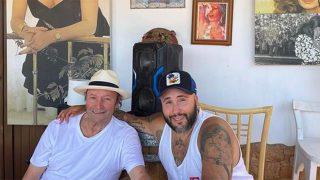 Kiko Rivera y Amador Mohedano/Instagram @riverakiko