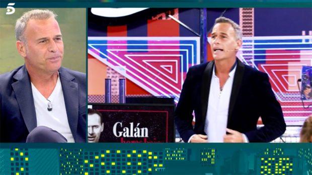 Carlos Lozano ha revelado los motivos por los que desapareció de la televisión./Telecinco