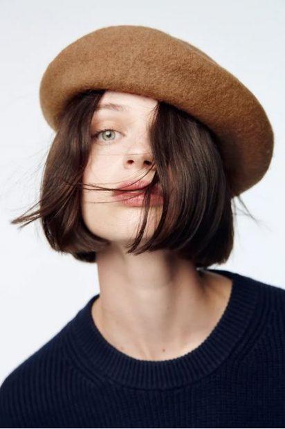 La boina de Zara al más estilo Emily en París por menos de 15 euros