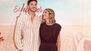 Anna Ferrer Padilla y su novio Iván / Gtres