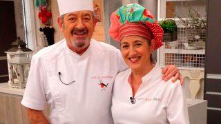 Karlos Arguiñano y Eva Arguiñano en una imagen de redes / instagram.com/eva_arguinano