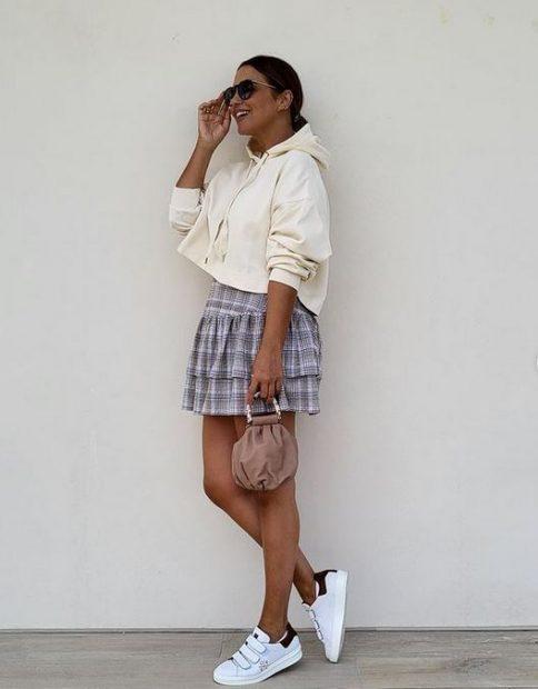 Primark tiene la falda que ha enamorado a Paula Echevarría en su Back to School