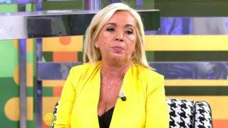 Carmen Borrego ha vuelto a ver a su hermana / Telecinco