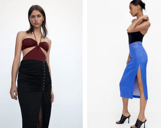 Los 3 tipos de faldas que llevarás al trabajo este otoño