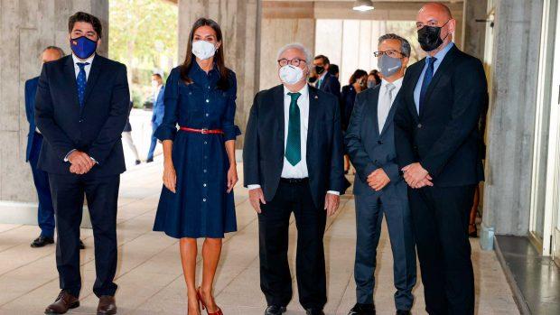La Reina Letizia, en la Universidad Complutense de Madrid / Gtres