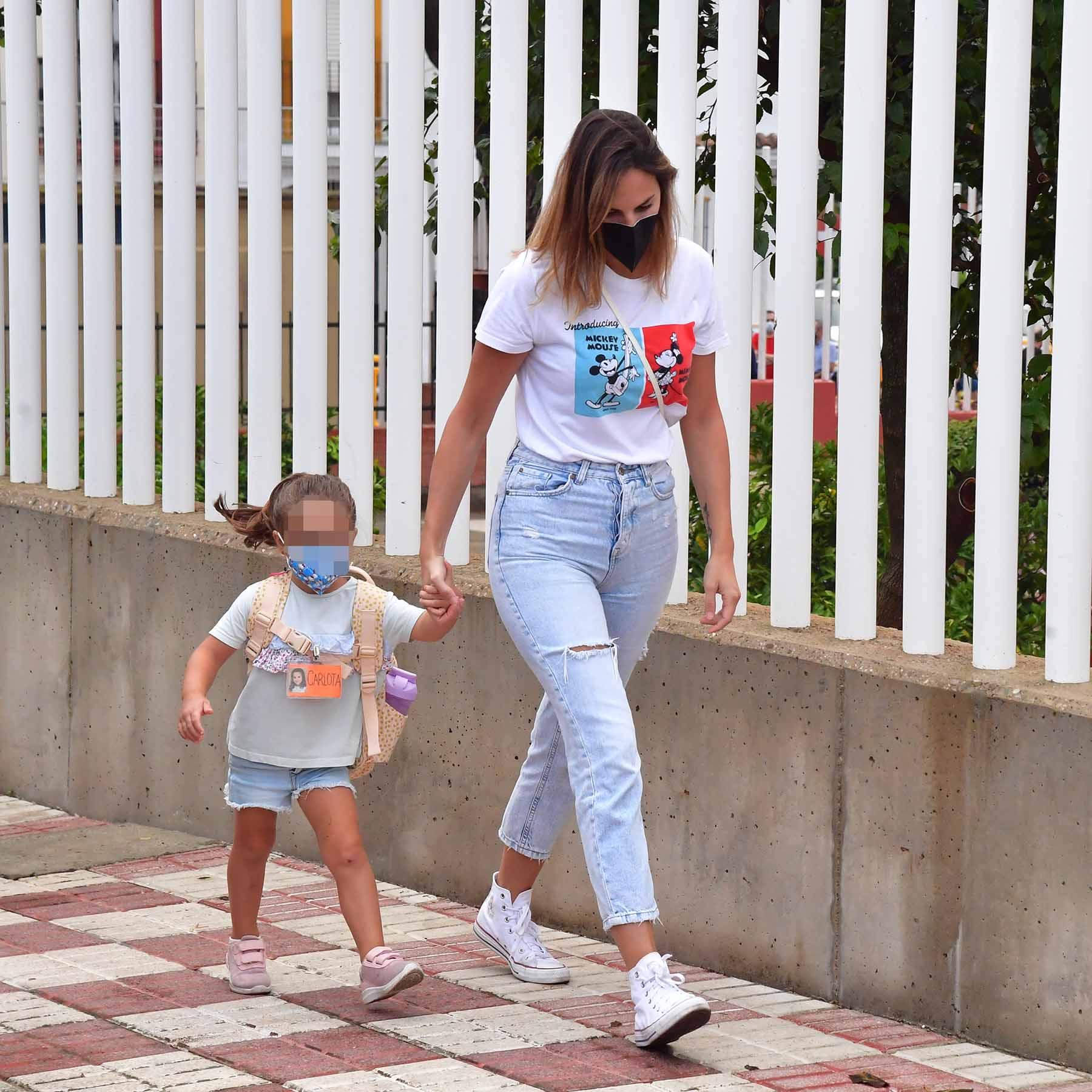 Irene Rosales tras los rumores de una nueva infidelidad de Kiko Rivera / GTRES