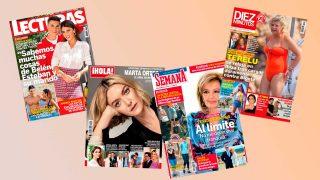 Revistas del corazón del 15 de septiembre