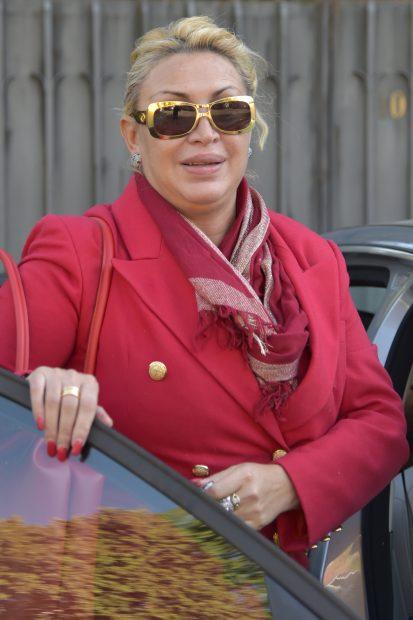 Raquel Mosquera en una imagen de archivo./Gtres