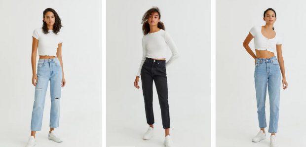Todas las claves de los pantalones del momento: mom jeans