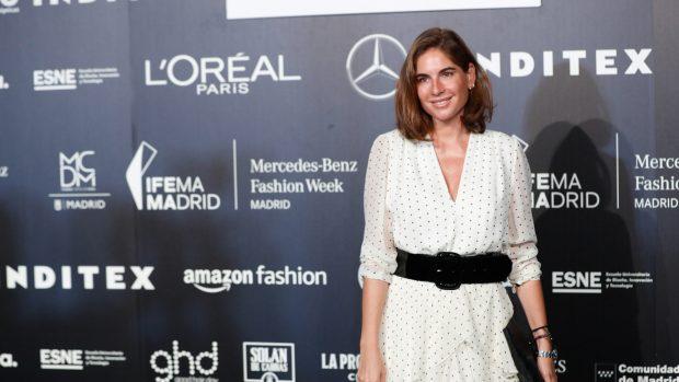 Lourdes Montes ha confirmado su buena relación con Eugenia Martínez de Irujo./Gtres