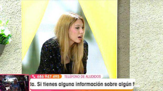 """Alejandra Rubio ha confesado que parece que los enfrentamientos con Carmen Borrego """"no se van a terminar nunca""""./Telecinco"""