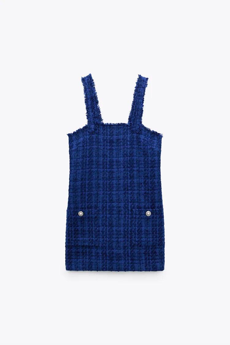 De tweed y con perlas, esta es la prenda más Chanel de la nueva colección de Zara
