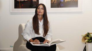 Rachel Valdés en la última edición de la feria ARCO / GTRES