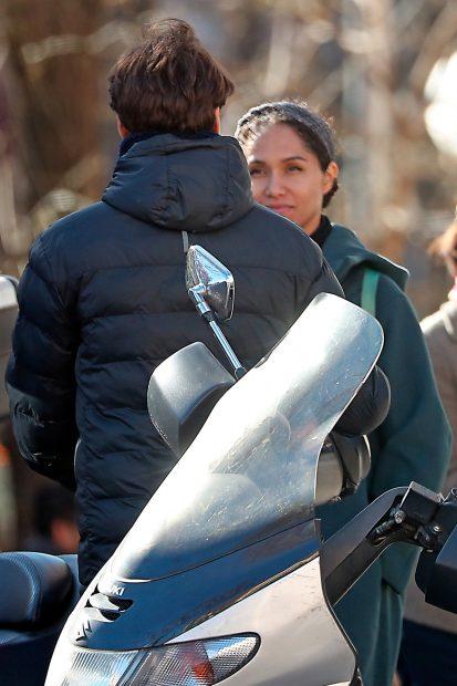 Martiño Rivas y Kayoko Everhart rompieron su relación a finales del año 2020. Tienen una hija en común / Gtres