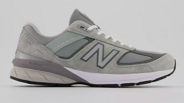 New Balance grises./New Balance