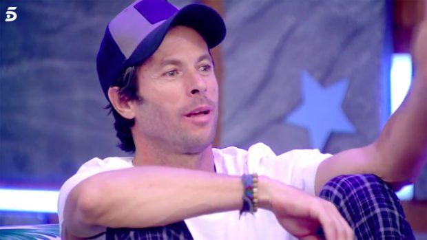 José Antonio Canales en 'Secret Story'./Telecino