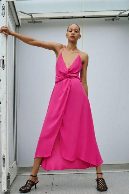 La versión del vestido viral de Marta Ortega está en Zara por un precio irresistible