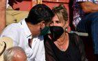 Jesulín de Ubrique y su amiga, en Villamartín / Gtres