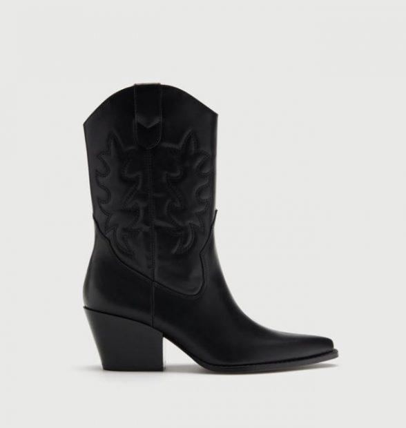 Lefties tiene las botas cowboy de 720 euros de Isabel Marant por un precio increíble