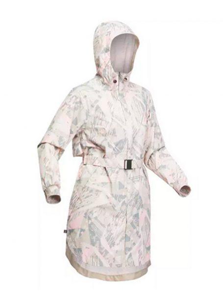 Abrigo impermeable de Decathlon./Decathlon
