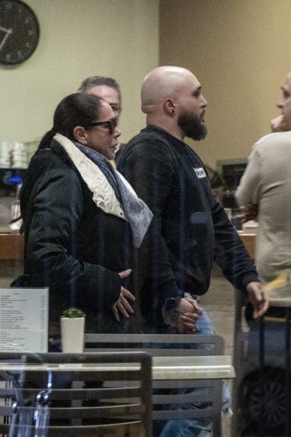Kiko Rivera e Isabel Pantoja en una imagen de archivo./Gtres