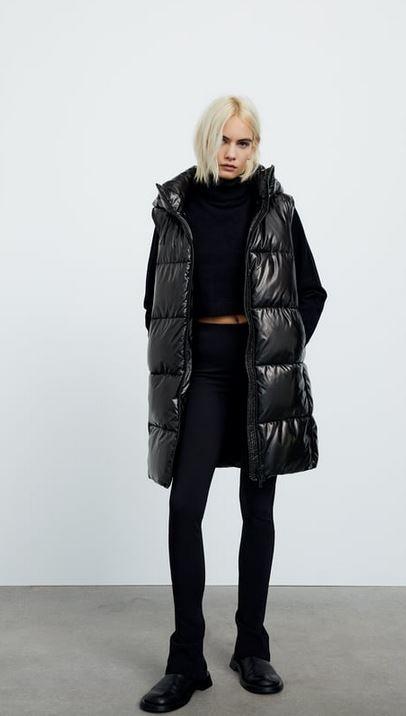 Los chalecos de Zara que mejor quedan con tus looks a precios irresistibles