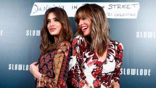 Sara Carbonero e Isabel Jiménez han presentado la nueva colección de 'Slow Love' / Gtres