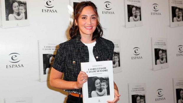 Tamara Falcó ha presentado 'Las recetas de la casa de mi madre' / Gtres