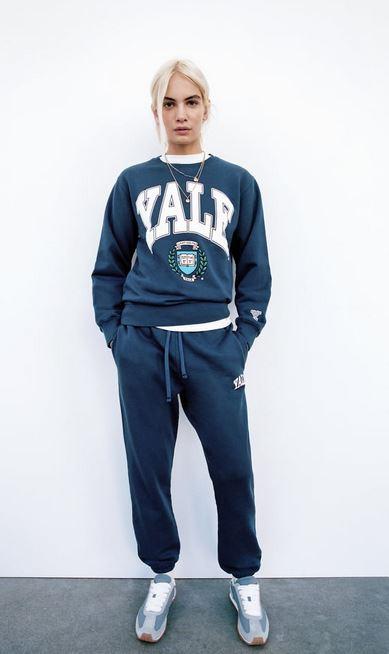 Zara lanza una colección al más puro estilo americano perfecta para tus looks más 'comfy'