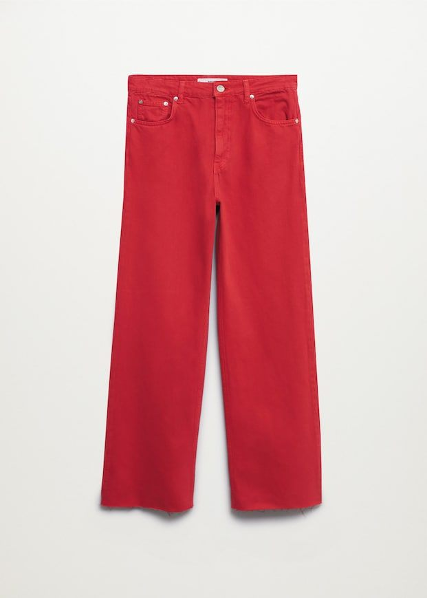 Victoria Federica's best-fitting jeans come from Mango for only 29.99