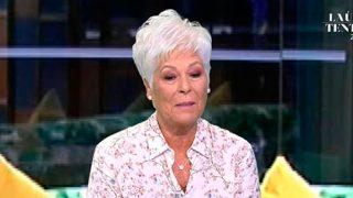 Teresa Rivera en 'Sálvame' / Telecinco