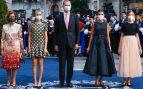 Cómo vestirte con la falda de tul de la Infanta Sofía en los Premios Princesa de Asturias